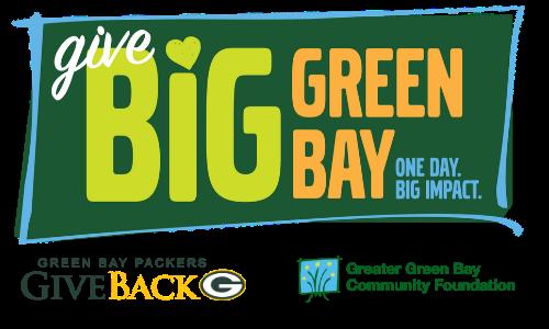Give Big Green Bay Green Bay graphic