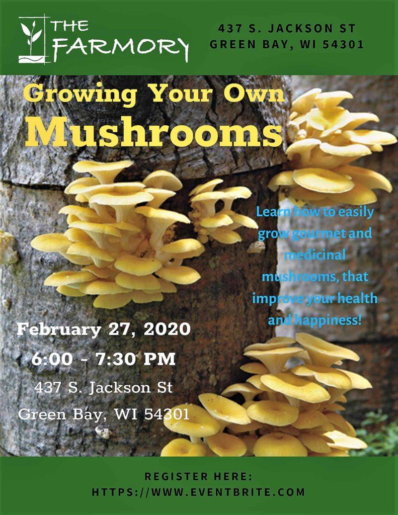 grow-mushrooms-workshop-2020 photo